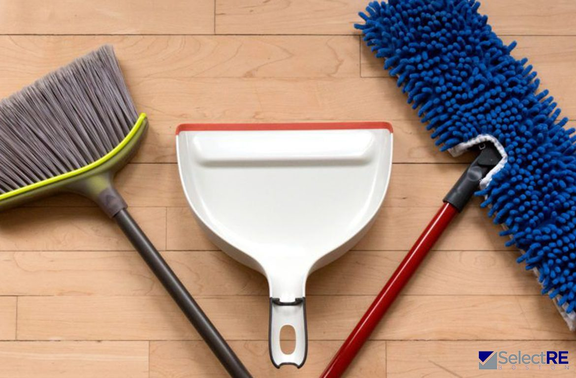 How to Clean Any Surface in Your Apartment - SelectRE Boston